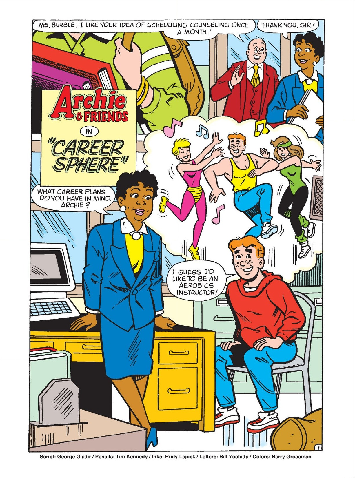 Read online Archie 1000 Page Comics Bonanza comic -  Issue #3 (Part 2) - 8