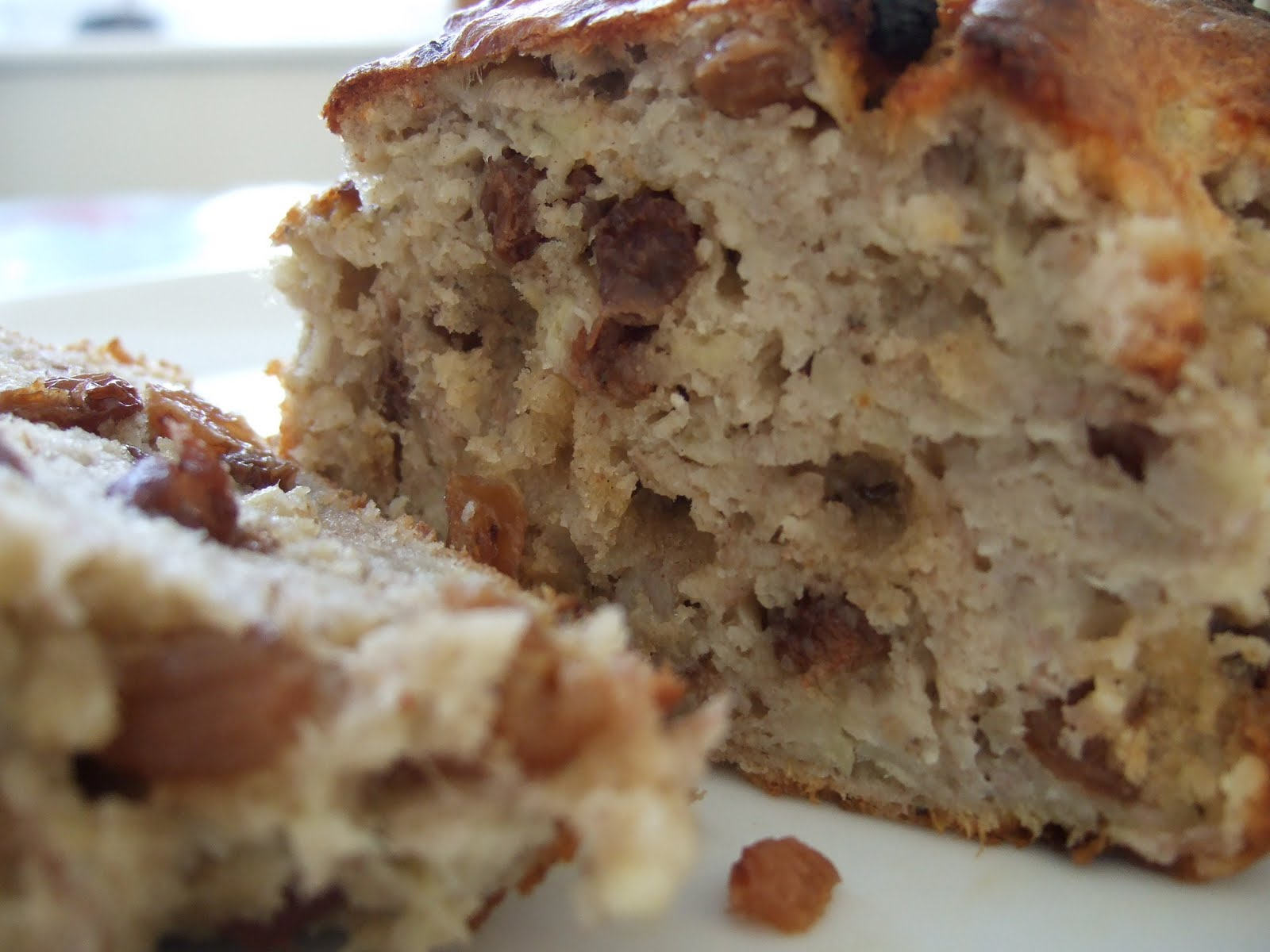 Healthy Mummy Banana Cake