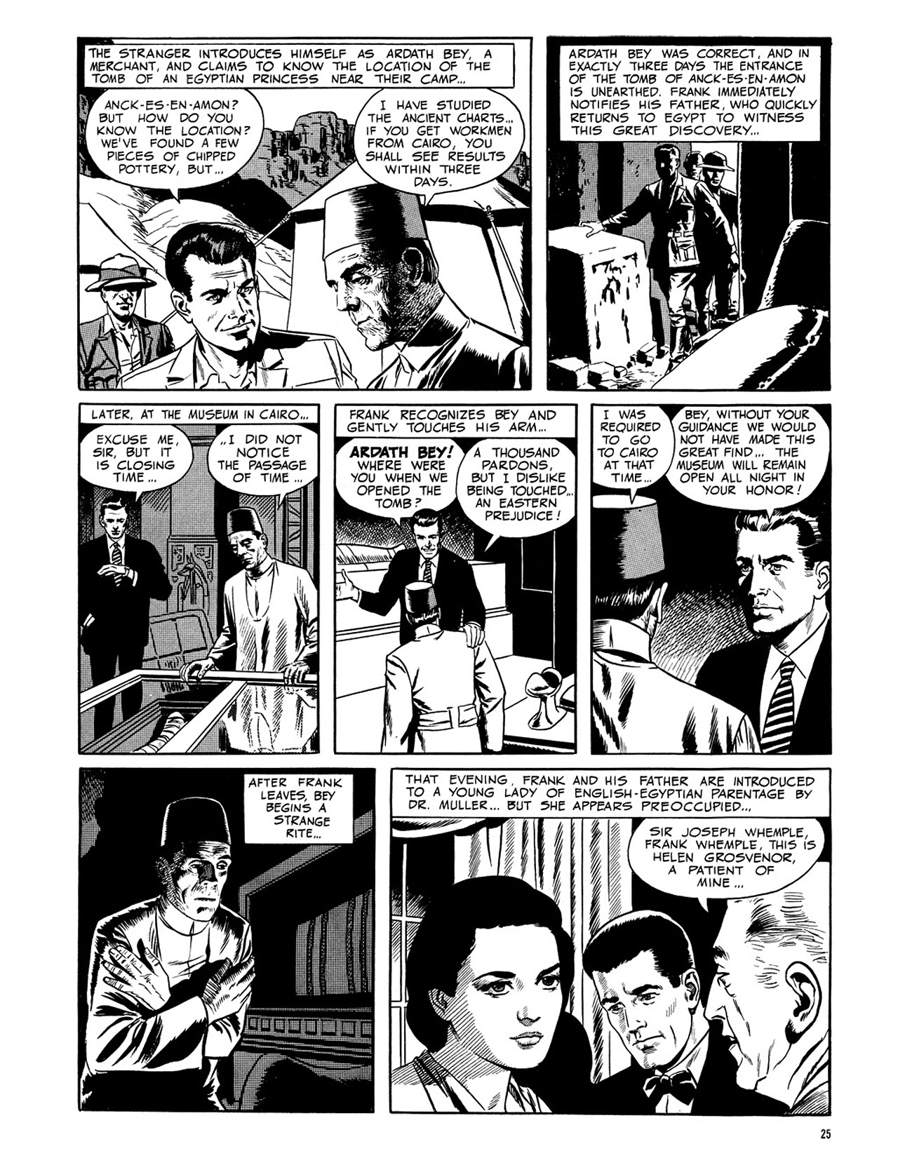 Read online Eerie Archives comic -  Issue # TPB 3 - 26