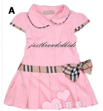 b063fa9719b4d Rewards your kids with branded attire!  CLEARANCE SALE!!!!BURBERRY ...