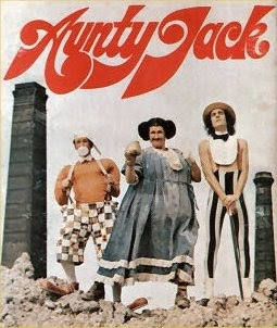 Rock On Vinyl Wock On Vinyl Farewell Aunty Jack Doin