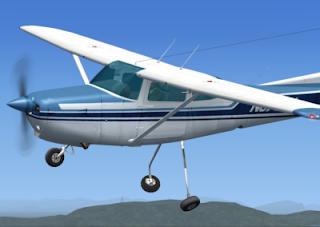 General Aviation Aircraft for FSX: Cessna 182RG II Skylane from Carenado