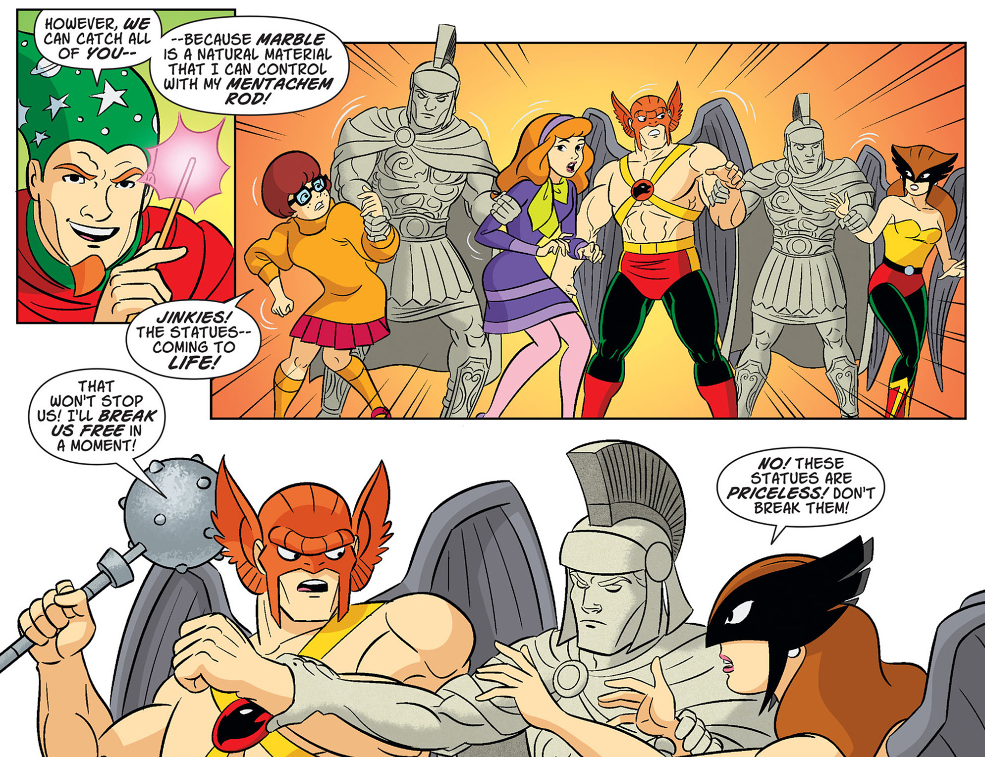 Read online Scooby-Doo! Team-Up comic -  Issue #34 - 7