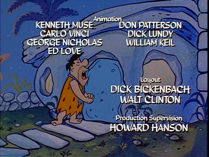 Yowp They Drew The Flintstones