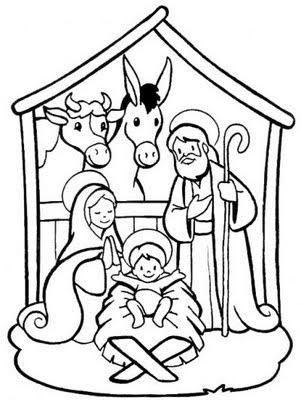 Nascimento Infancia E Vida Oculta De Jesus Sou Catequista