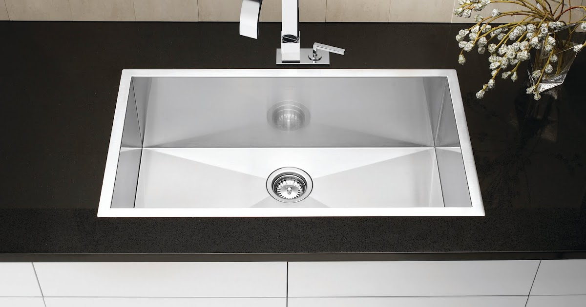 Undermount Stainless Steel Kitchen Sinks Uk