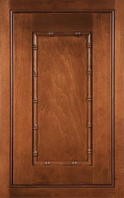 Knotty Maple Kitchen Cabinets