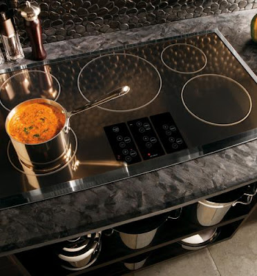 Induction Cooktop Kitchen Design