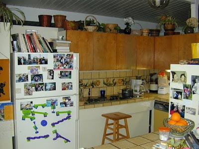 Eichler Home Kitchen Remodel