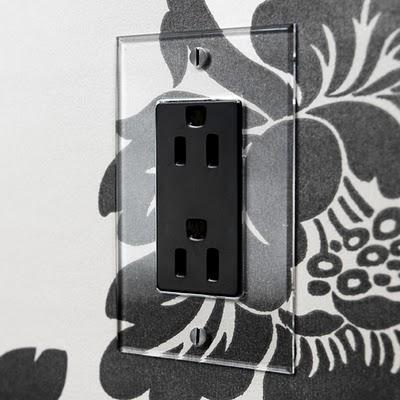 Decorative Kitchen Outlet Cover