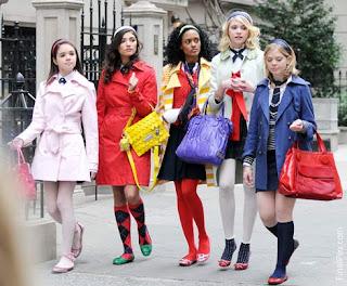 Guardaroba Di Gossip Girl.Be Chic And Glam Il Guardaroba Di Gossip Girl