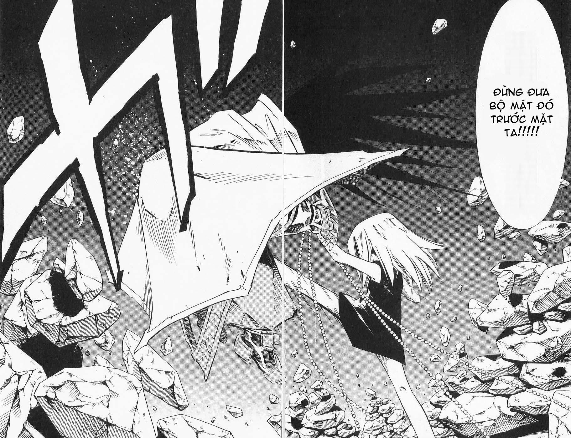 Shaman King [Vua pháp thuật] chap 249 trang 18