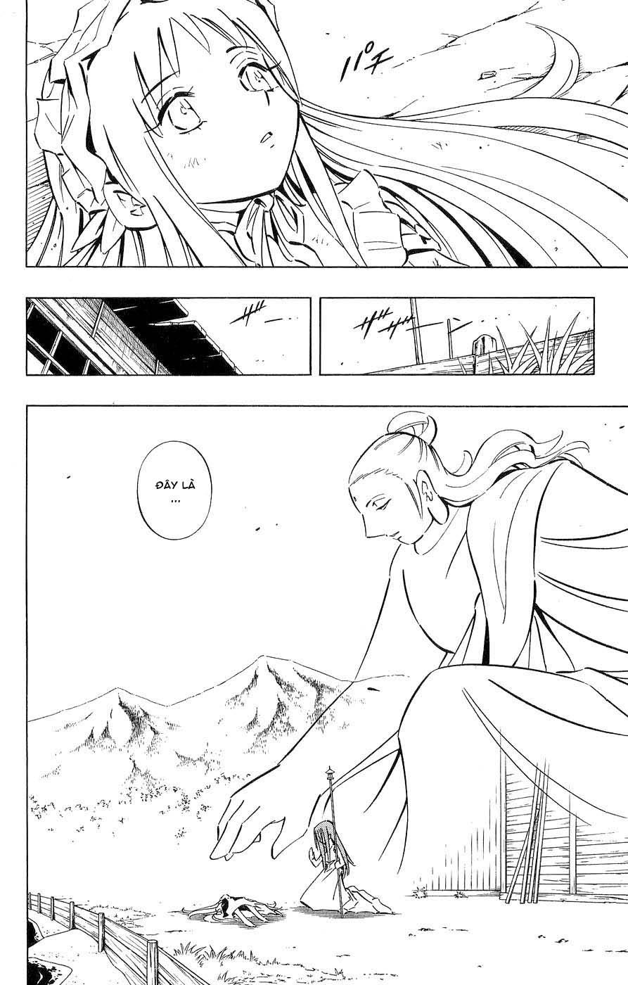 Shaman King [Vua pháp thuật] chap 252 trang 4