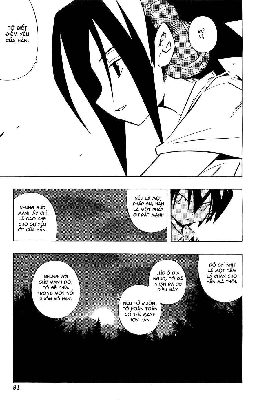 Shaman King [Vua pháp thuật] chap 252 trang 15