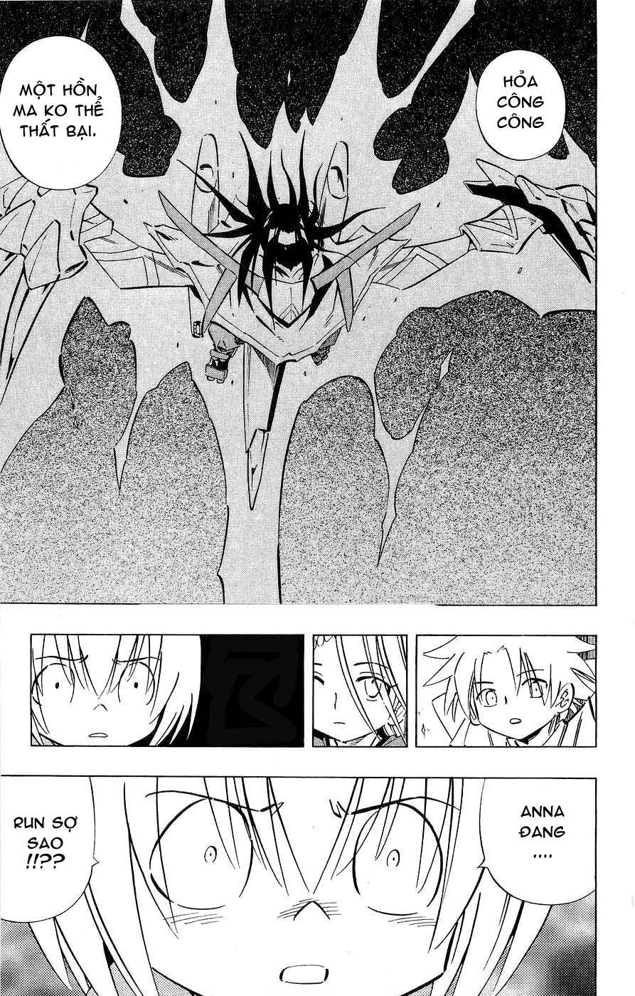 Shaman King [Vua pháp thuật] chap 251 trang 7