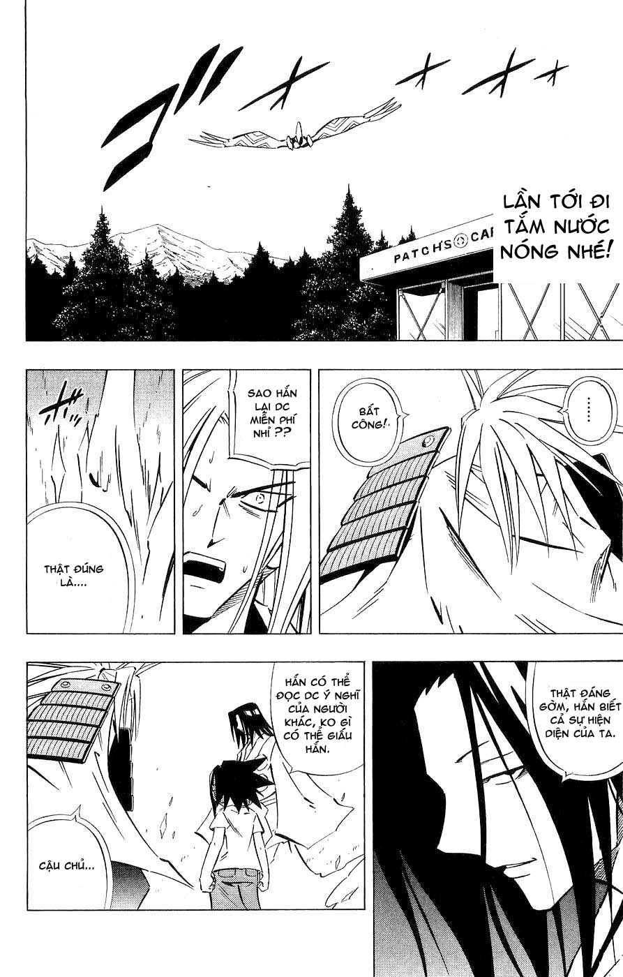 Shaman King [Vua pháp thuật] chap 251 trang 18