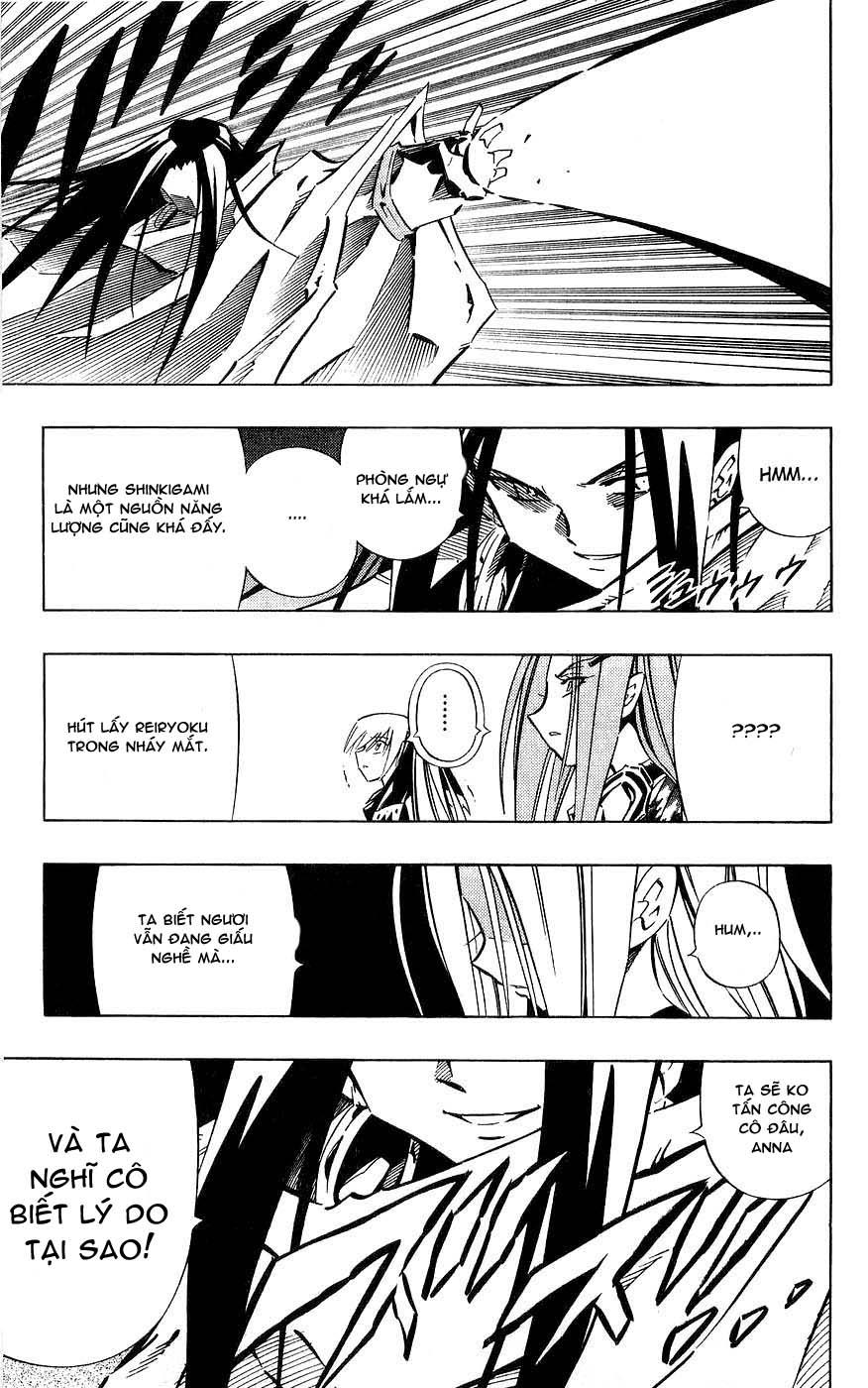 Shaman King [Vua pháp thuật] chap 250 trang 9