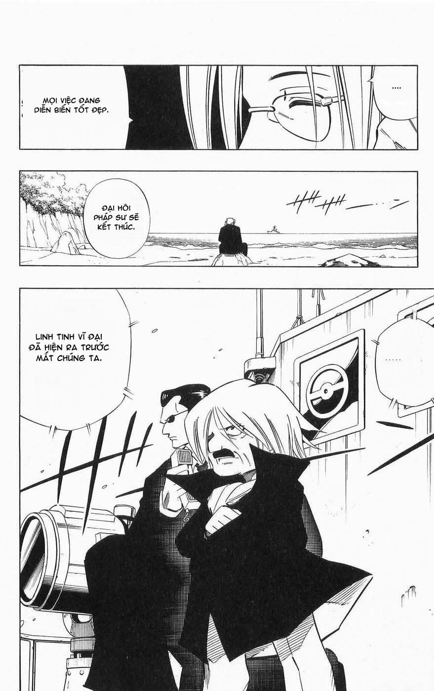 Shaman King [Vua pháp thuật] chap 249 trang 2