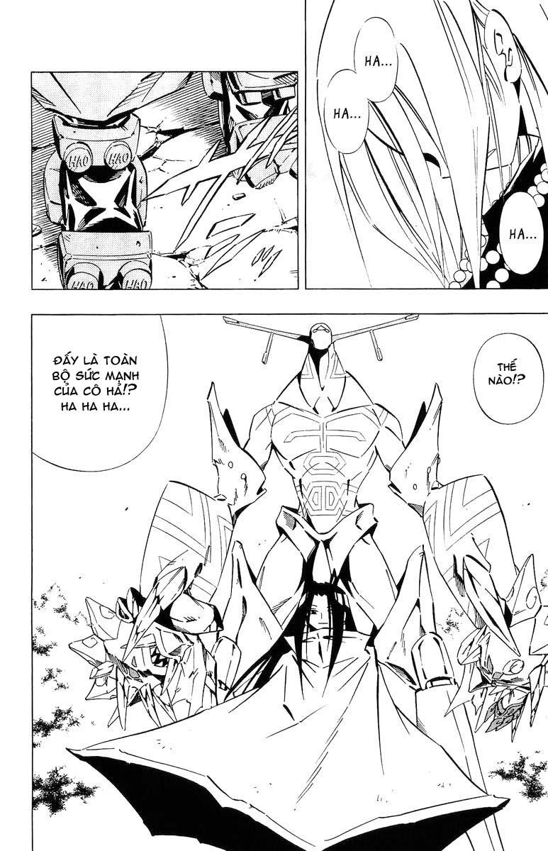 Shaman King [Vua pháp thuật] chap 245 trang 10