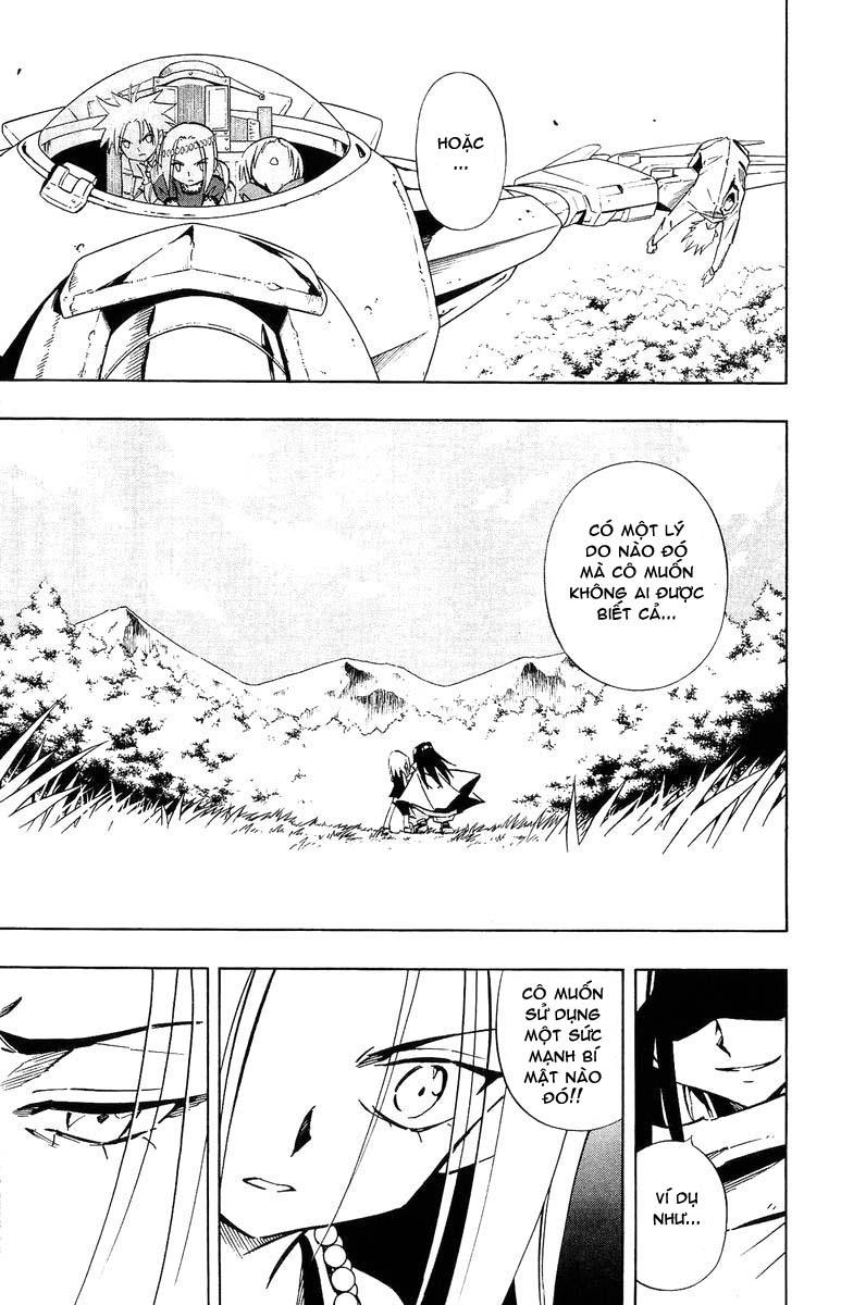 Shaman King [Vua pháp thuật] chap 245 trang 15
