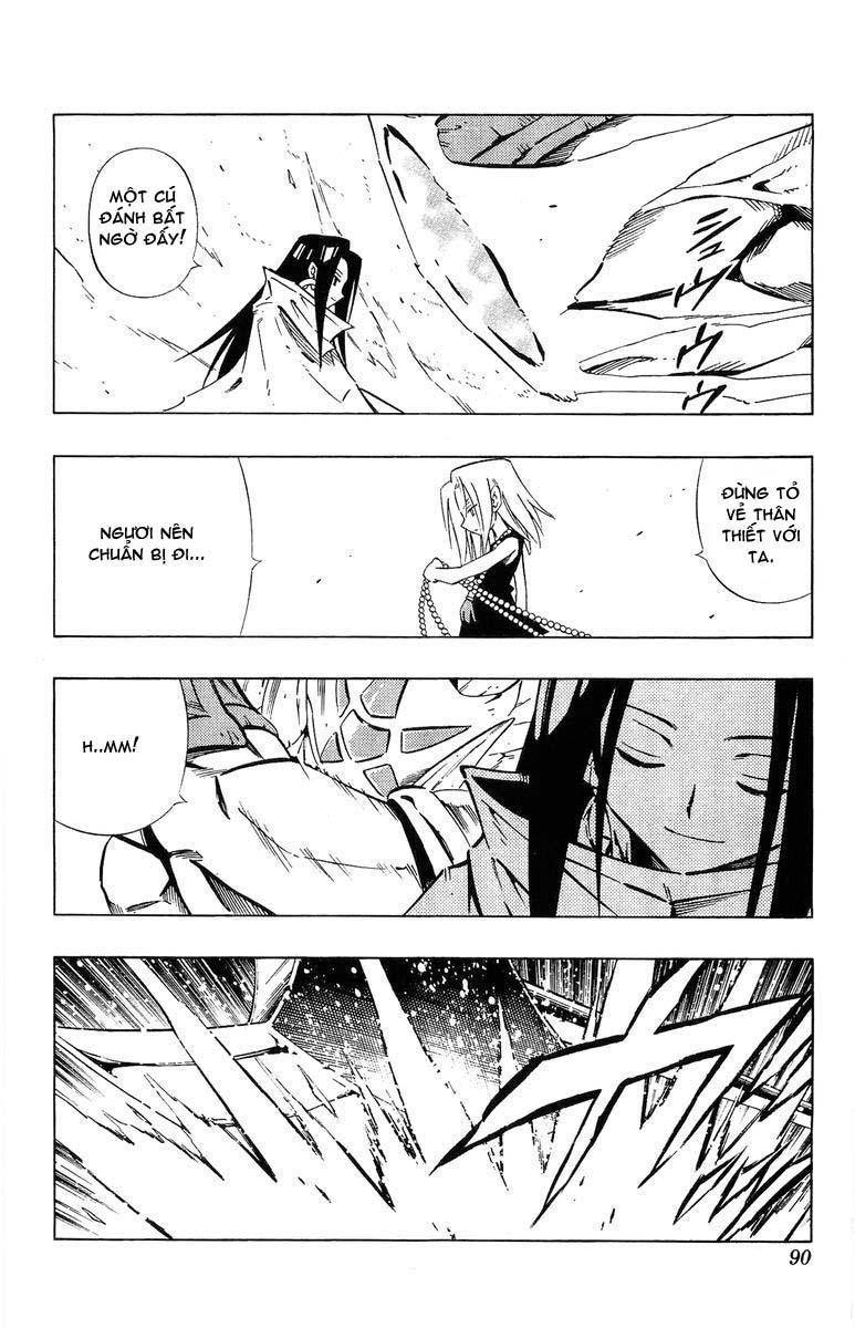 Shaman King [Vua pháp thuật] chap 244 trang 6