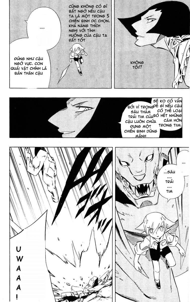 Shaman King [Vua pháp thuật] chap 248 trang 6