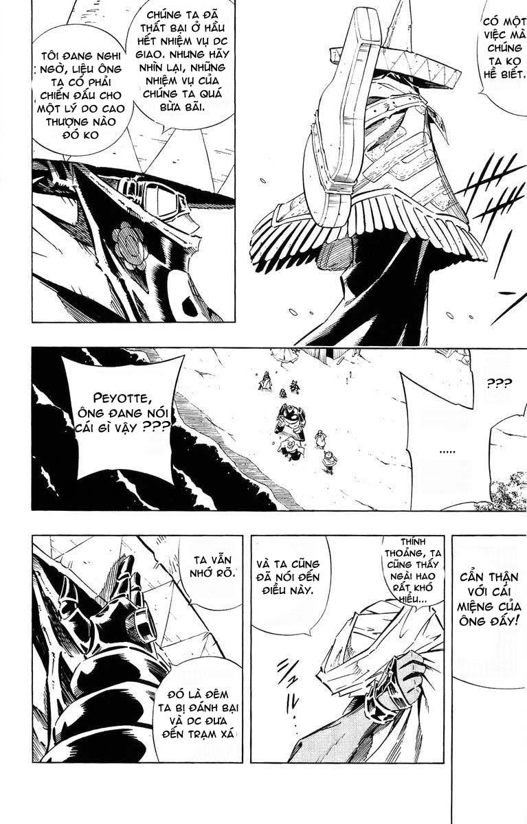 Shaman King [Vua pháp thuật] chap 248 trang 14