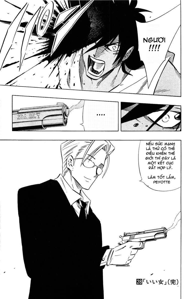Shaman King [Vua pháp thuật] chap 248 trang 19