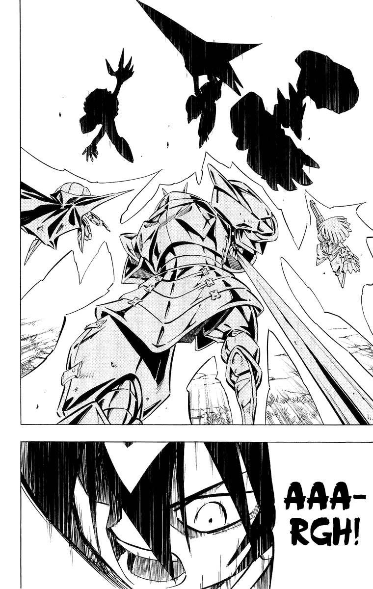 Shaman King [Vua pháp thuật] chap 247 trang 3