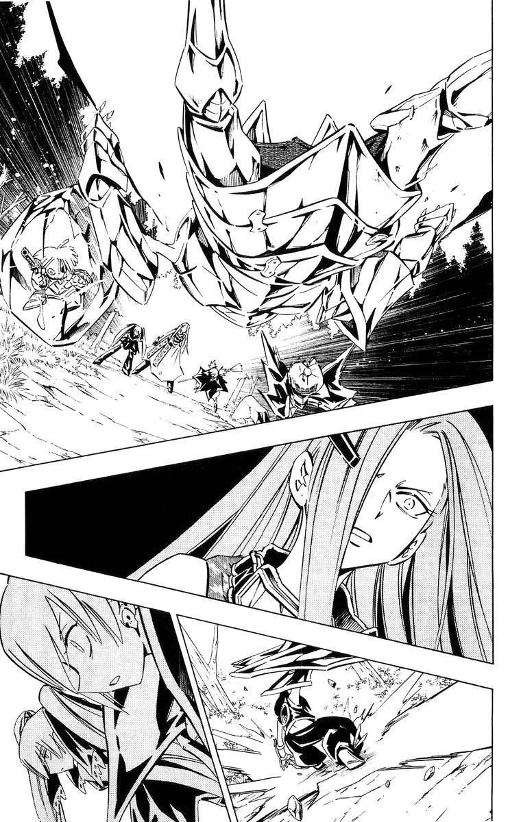Shaman King [Vua pháp thuật] chap 247 trang 6