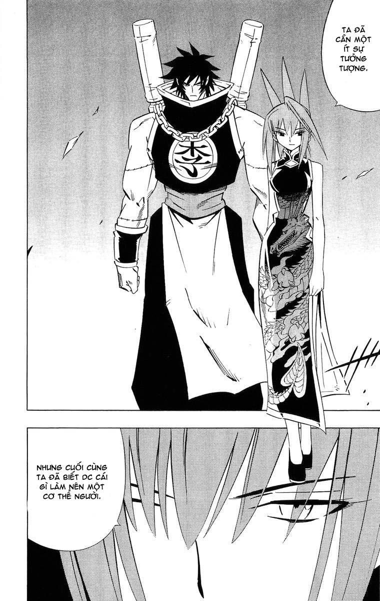 Shaman King [Vua pháp thuật] chap 247 trang 9