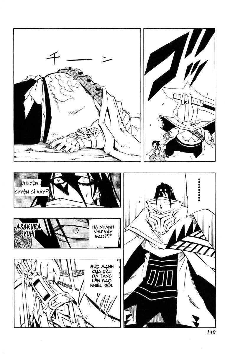 Shaman King [Vua pháp thuật] chap 246 trang 9