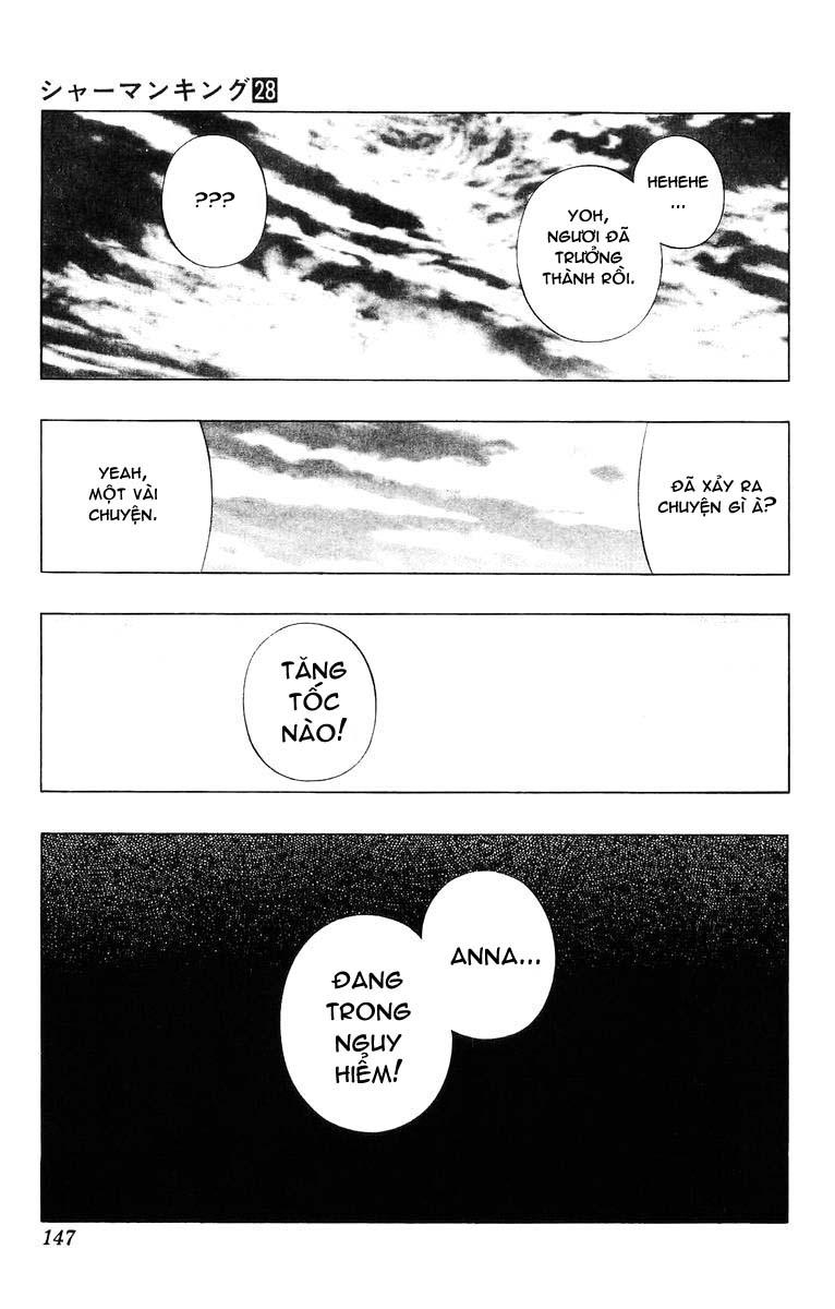 Shaman King [Vua pháp thuật] chap 246 trang 16
