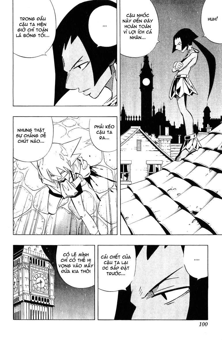 Shaman King [Vua pháp thuật] chap 244 trang 15