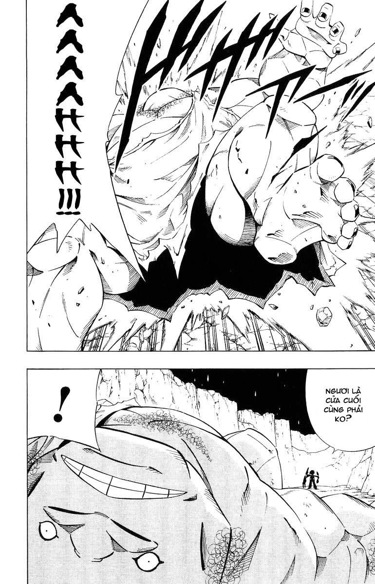 Shaman King [Vua pháp thuật] chap 244 trang 17