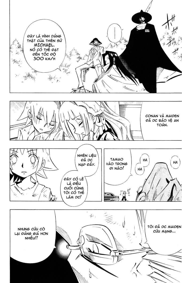 Shaman King [Vua pháp thuật] chap 243 trang 2