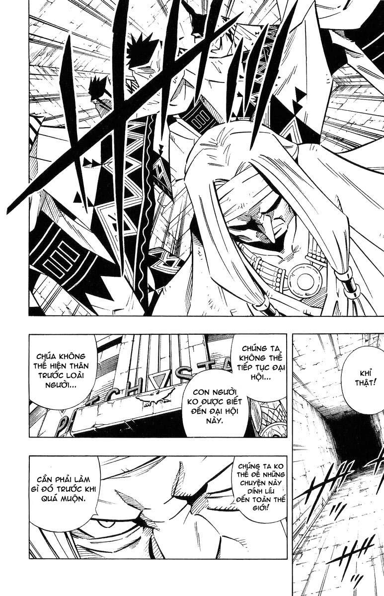 Shaman King [Vua pháp thuật] chap 243 trang 11