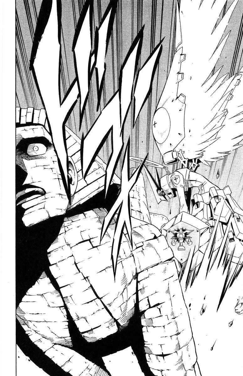Shaman King [Vua pháp thuật] chap 242 trang 5