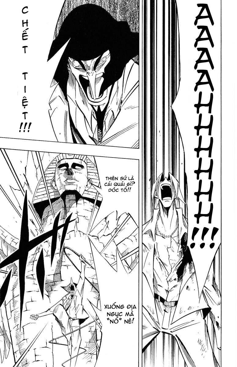 Shaman King [Vua pháp thuật] chap 242 trang 4