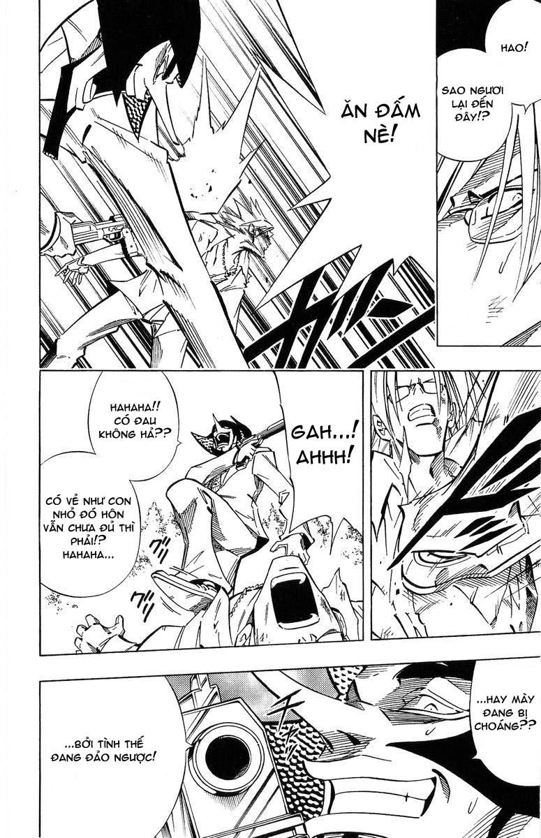 Shaman King [Vua pháp thuật] chap 242 trang 13