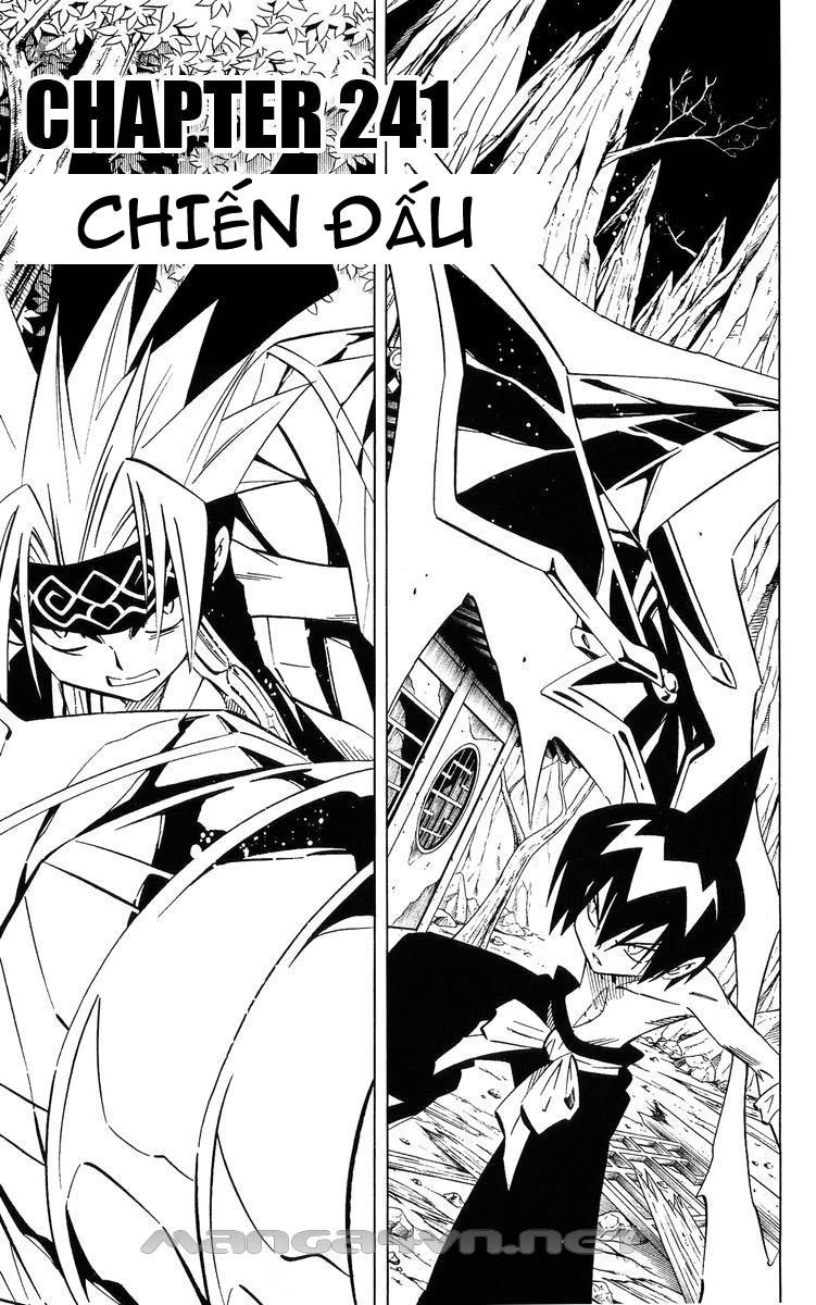 Shaman King [Vua pháp thuật] chap 241 trang 2