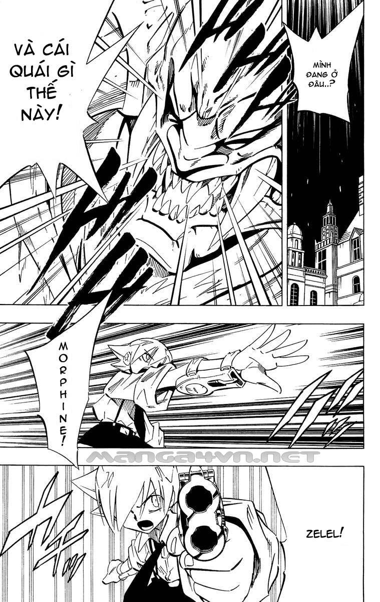 Shaman King [Vua pháp thuật] chap 241 trang 4