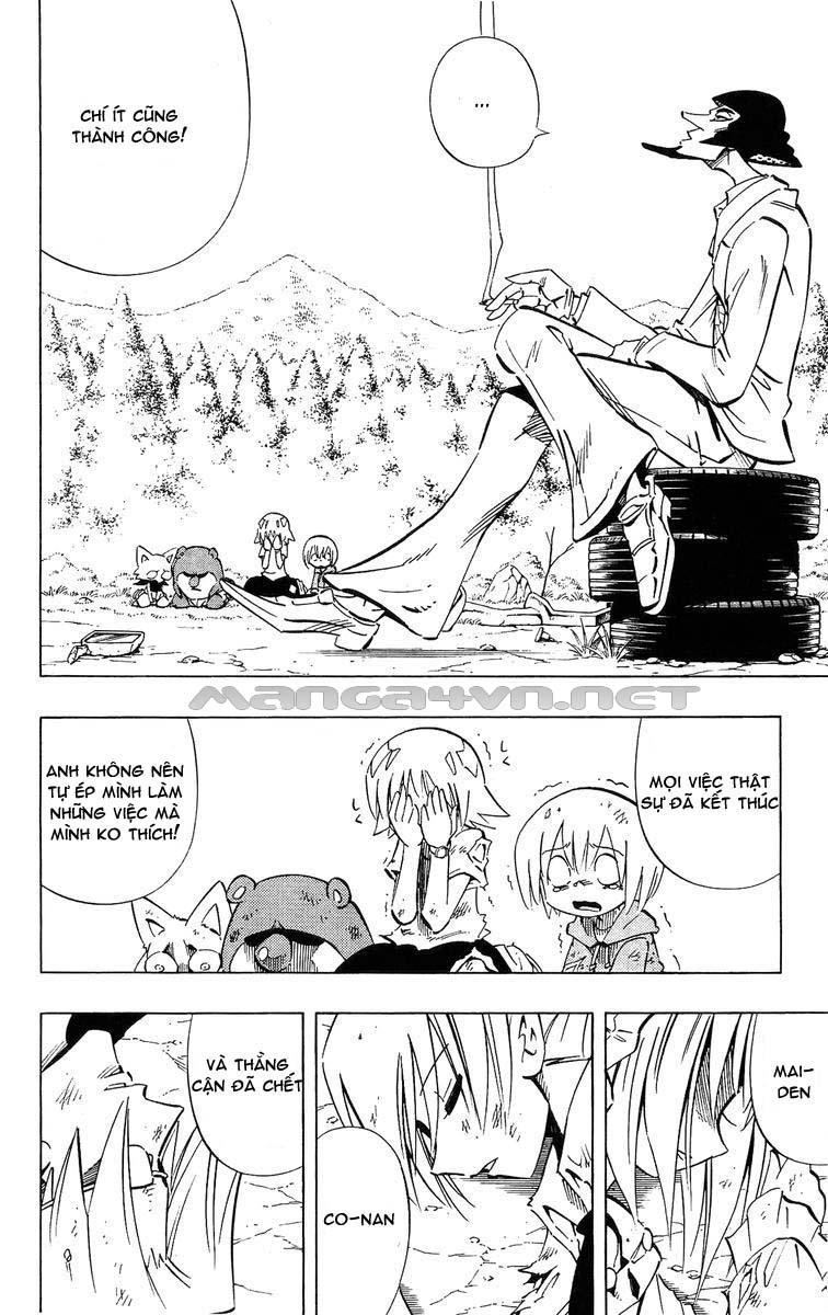 Shaman King [Vua pháp thuật] chap 241 trang 7