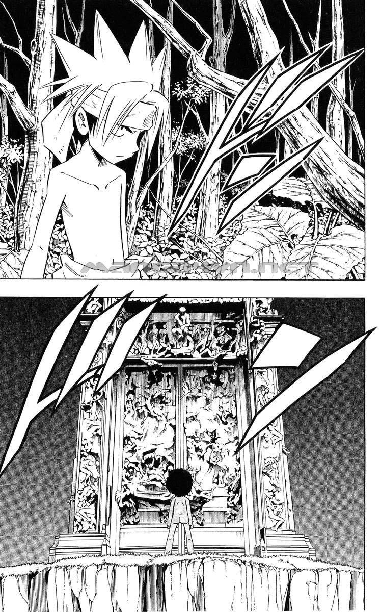 Shaman King [Vua pháp thuật] chap 240 trang 3