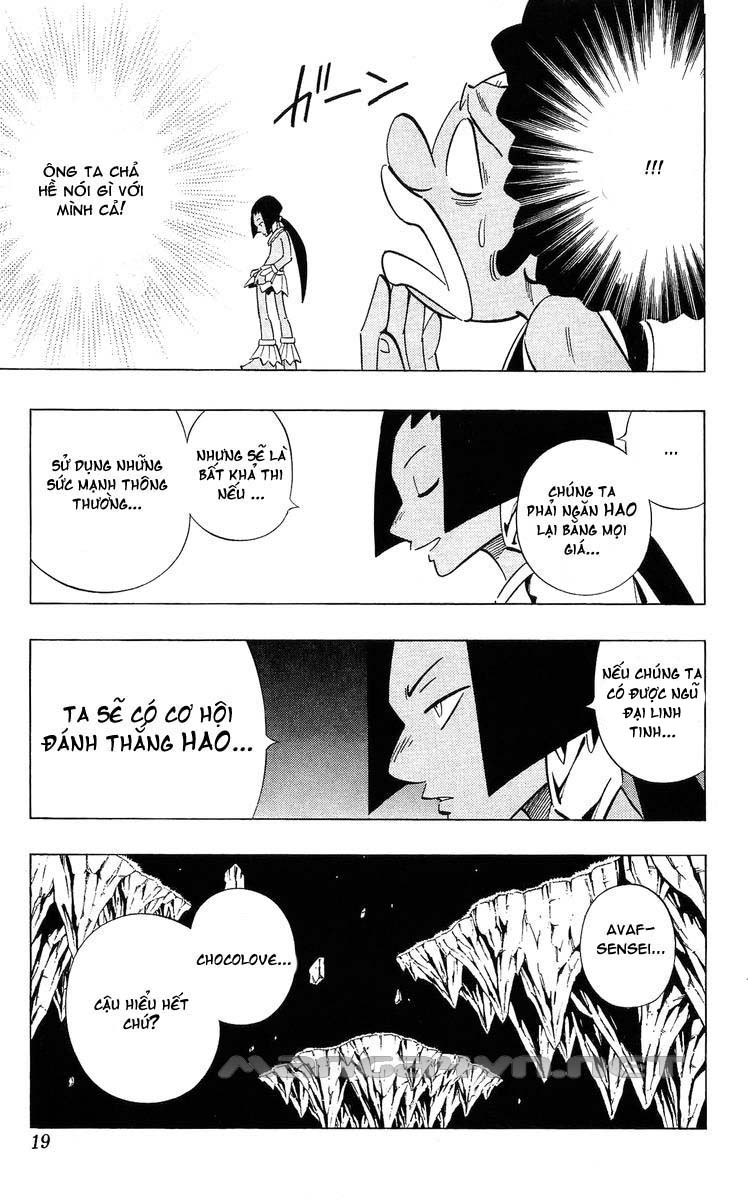 Shaman King [Vua pháp thuật] chap 240 trang 9