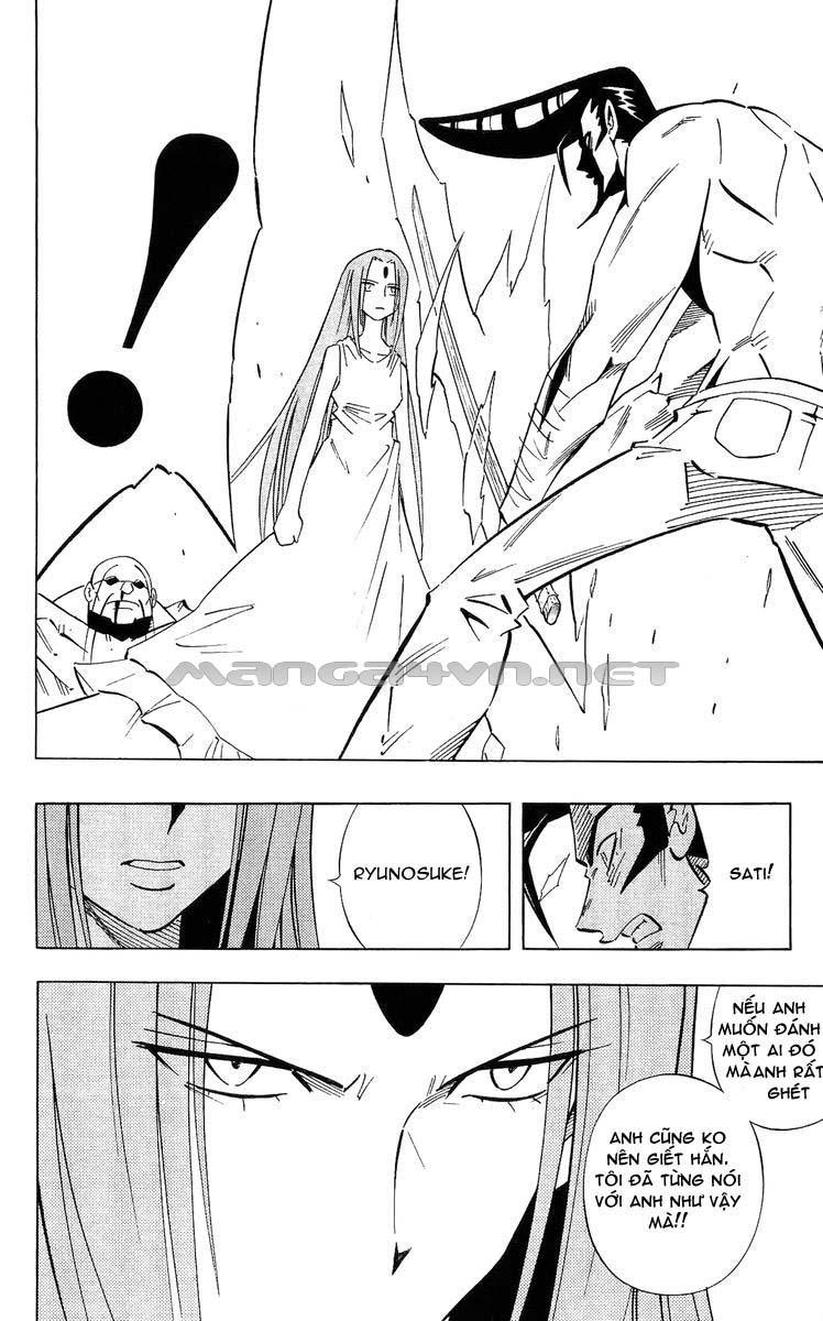 Shaman King [Vua pháp thuật] chap 240 trang 17