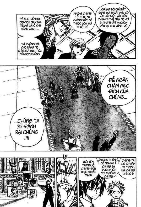 Fairy Tail chap 133 trang 9