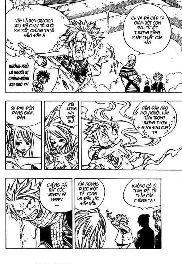 Fairy Tail chap 135 trang 10