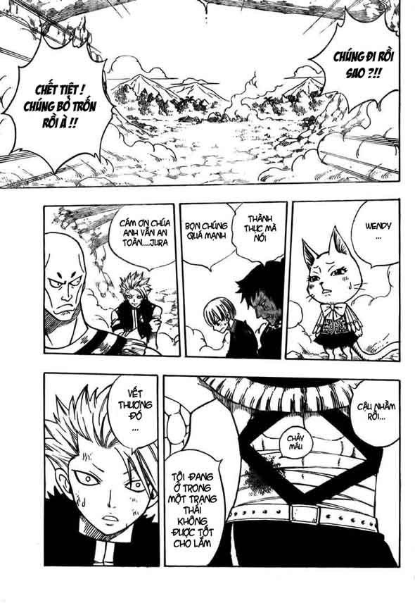 Fairy Tail chap 135 trang 9