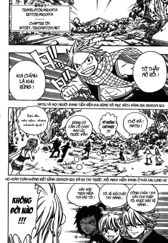 Fairy Tail chap 134 trang 2